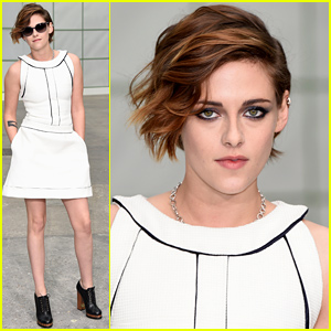 Kristen Stewart Looks So Stylish for Paris Fashion Week!