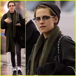 Kristen Stewart Did Not Attend the Golden Globes 2015 & Flew to NYC Instead!