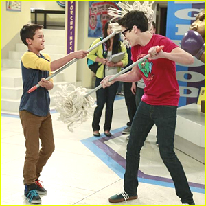 There's A Mop Fight On 'Liv & Maddie' This Weekend You Just Have To See