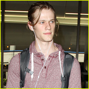Lucas Till Lands Back in Los Angeles to Continue 'Monster Trucks' Filming