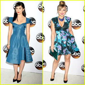 Molly Ephraim & Amanda Fuller Party With ABC Before New 'Last Man Standing' Episode This Week