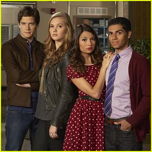 Degrassi's Justin Kelly & Cristine Prosperi Lead Cast of TeenNick's New Show, 'Open Heart'