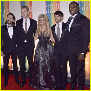 Pentatonix Sing 'That Thing You Do' To Tom Hanks For Kennedy Center Honors 2014