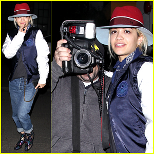 Rita Ora Is 'Grateful' for Her Song's Oscar Nom!