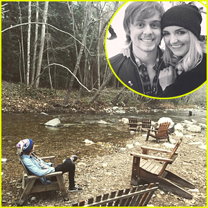 Rydel Lynch & Ellington Ratliff Are On A Road Trip, So We Raided & Picked Out Their Cutest Instagrams While They're Away