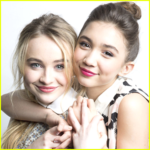 Rowan Blanchard & Sabrina Carpenter Book Two New DCOMs with Paris Berelc & Sofia Carson
