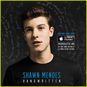 Shawn Mendes Announces Debut Album 'Handwritten'!