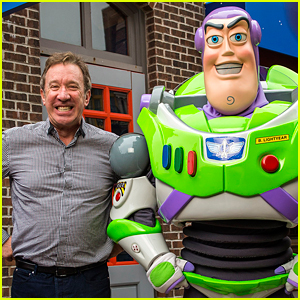 The Voice of Buzz Lightyear Had a 'Toy Story' Reunion at Disney World!