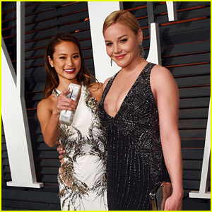 Jamie Chung Has a 'Sucker Punch' Oscars Reunion with Abbie Cornish!