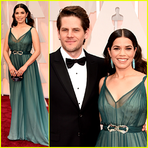 America Ferrera Is Looking for an Animated Win at Oscars 2015!