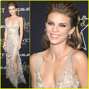 AnnaLynne McCord Reveals What Kind of Guys She's Attracted To