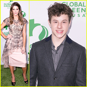 Ashley Greene Co-Hosts Global Green USA's Pre-Oscar Party 2015!