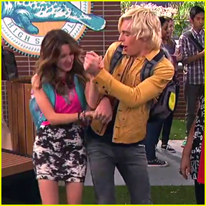 The first episode of austin and ally