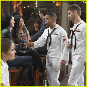 Are Ben & Tucker In The Navy Now on 'Baby Daddy'? Get An Exclusive Look at Next Week's Ep!