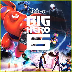 Watch The New Bonus Features From 'Big Hero 6'!