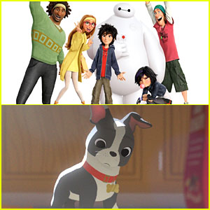 'Big Hero 6' WINS Best Animated Feature at Oscars 2015!