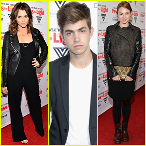 Cameron Palatas Premieres 'Pass the Light in Hollywood.