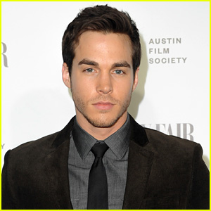 'Vampire Diaries' Villain Chris Wood to Star in Julie Plec's New Pilot 'Cordon'!