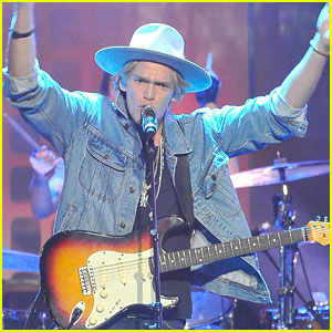 Cody Simpson Debuts 'New Problems' Song At We Day California - Watch Here!