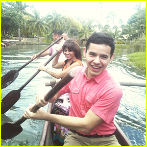 David Archuleta Takes Social Media Break; Will Debut New Music Video Next Week!