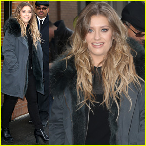 Ella Henderson Performs 'Ghost' on 'The View' as the Song Goes Platinum in the U.S.!