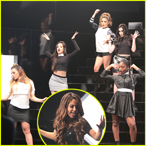 Fifth Harmony & Becky G Team Up With truth For 'Left Swipe Dat' Video - Watch Now!