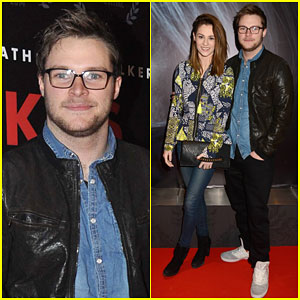 Jack Reynor & Madeline Mulqueen Are Quite the Cute Couple at the 'Patrick's Day' Premiere