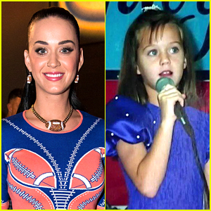 Katy Perry Shares Her Childhood Dream Before Super Bowl Performance