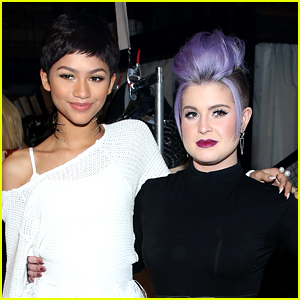 Giuliana Rancic Fashion Police Zendaya Comment Zendaya Gets Kelly Osbourne s
