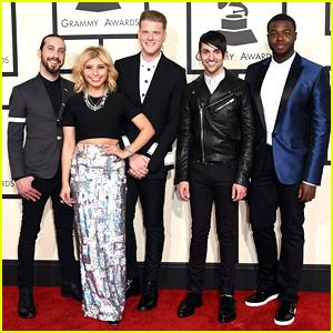 Pentatonix Take the Win at Grammys 2015!