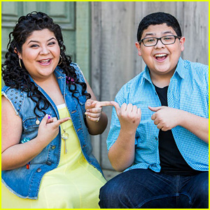 Raini & Rico Rodriguez Talk About His Shy Days on 'Home & Family' - Watch Now!