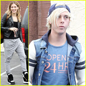 Rydel Lynch Expects Brother Riker To Get A Perfect Score During First Week on 'DWTS'