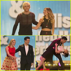 Riker Lynch, Willow Shields, & Rumer Willis Appear on 'GMA' for 'DWTS' Cast Announcement (Video)