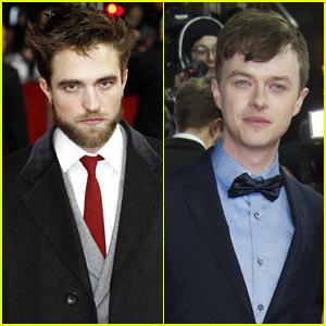 Robert Pattinson & Dane DeHaan Premiere 'Life' During Berlin Film Festival