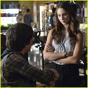 Spencer Spends More Time with Jonny on Tonight's All-New 'Pretty Little Liars'