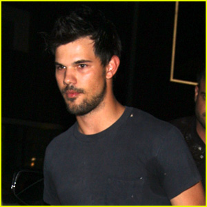 Taylor Lautner Parties with Friends Amid Raina Lawson Dating Rumors