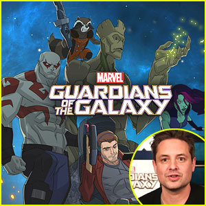 Will Friedle is Star-Lord In Disney XD's 'Guardians of the Galaxy'!