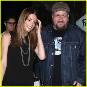 Ashley Greene Celebrates Stephen Kramer Glickman's Birthday After Super Sweet Toy Drive