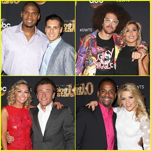 'Dancing With The Stars' Cast Celebrate at Season 20 Premiere Party!