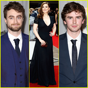 Daniel Radcliffe, Karen Gillan, & More Get Dressed Up for London's Jameson Empire Awards 2015!