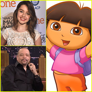 Voice Of Dora The Explorer Fatima Ptacek Calls Ice-T's Interpretation 'Interesting'