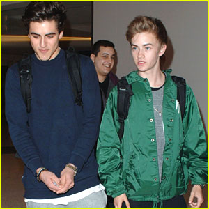 Jack & Jack Head To London After MTV Woodies Nomination