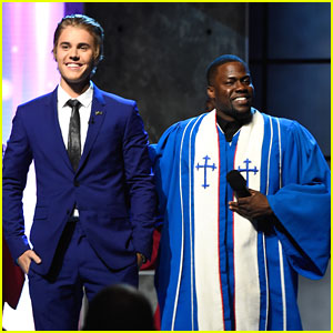 Justin Bieber Gets Support From Kendall Jenner & Carly Rae Jepsen at His Roast