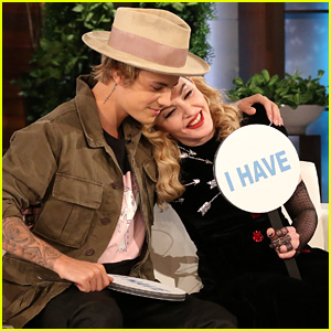 Justin Bieber Admits to Hooking Up in a Bathroom During 'Ellen' Game - Watch Now!