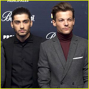 Louis Tomlinson Breaks Silence After Zayn Malik Departes One Direction