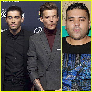 Louis Tomlinson & Naughty Boy Fight On Twitter About Zayn Malik