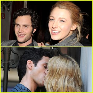Who Is Penn Badgley's Best & Worst On Screen Kiss?