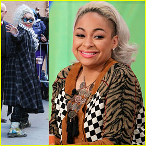 Raven Symone Clarifies Her 'I'm Not African American' Comments
