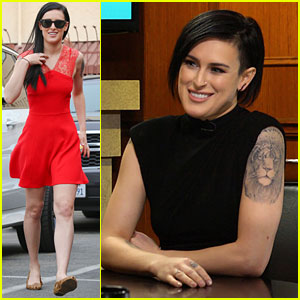 Rumer Willis Thinks This Is Val Chmerkovskiy's Year on 'DWTS'