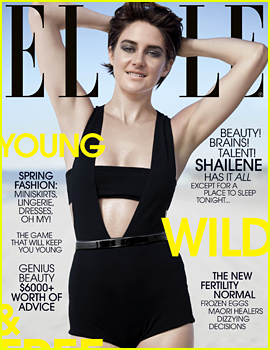 Shailene Woodley Says Her Childhood Wasn't Necessarily Easy